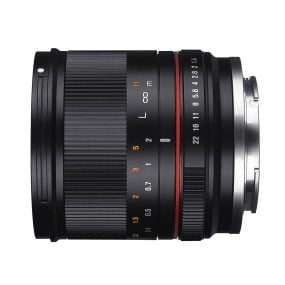 Samyang 21mm f/1.4 ED AS UMC CS – Canon M