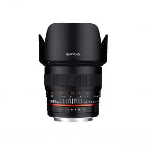 Samyang 50mm f/1.4 – Sony A