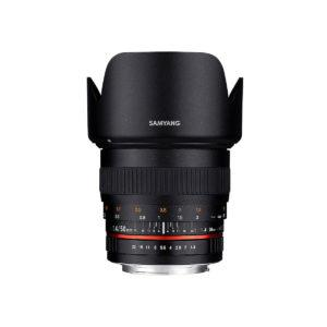 Samyang 50MM F1,4 (FULL-FRAME) - Sony A