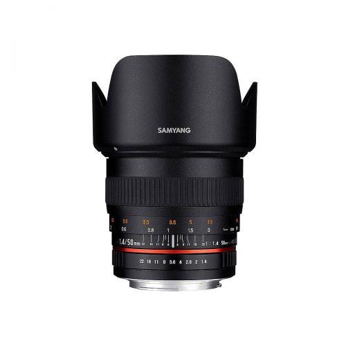 Samyang 50mm f/1.4 – Canon M