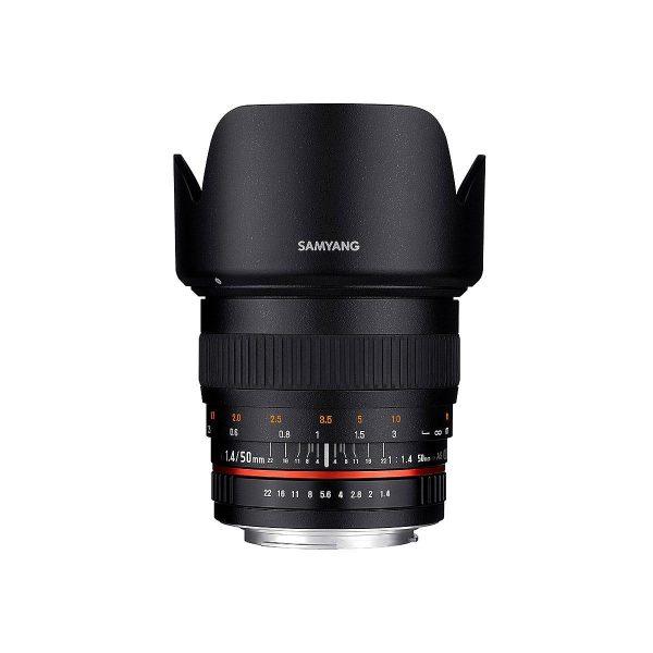 Samyang 50mm f/1.4 - Pentax K