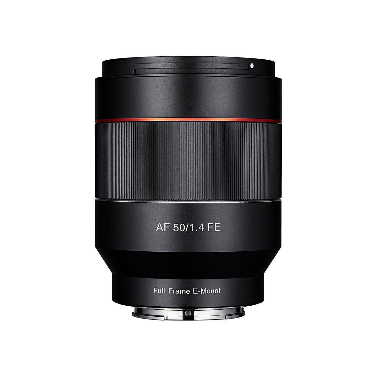 Samyang AF 50mm f/1.4 AS IF UMC – Sony E