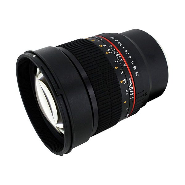 Samyang 85mm f/1.4 AS IF UMC - Pentax K