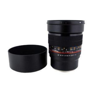 Samyang 85mm f/1.4 AS IF UMC – MFT