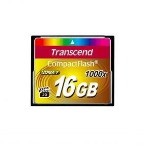Transcend CF 1000X 16GB