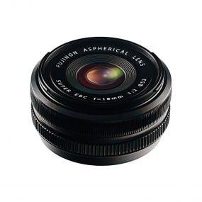 Fujinon XF 18mm f/2 – X-mount