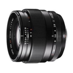 Fujinon XF 23mm f/1.4 – X-mount
