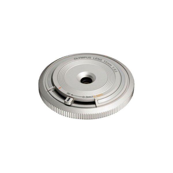 Olympus Body cap lens 15mm f/8 hopea