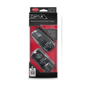 Hähnel Captur Remote kaukolaukaisin – Canon