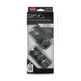 Hähnel Captur Remote kaukolaukaisin – Nikon