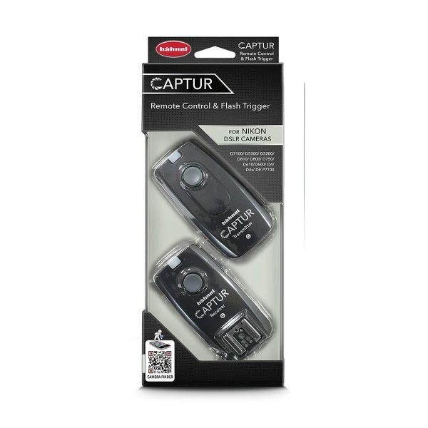 Hähnel Captur Remote kaukolaukaisin - Nikon
