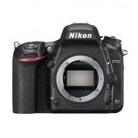 Nikon D750 järjestelmäkamera