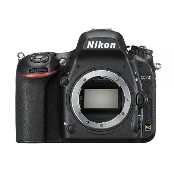 Nikon D750 runko