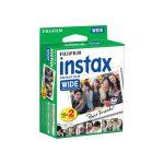 Fujifilm Instax Wide Filmi Twin Pack 10×2
