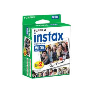 Fujifilm Instax Wide Filmi Twin Pack 10x2