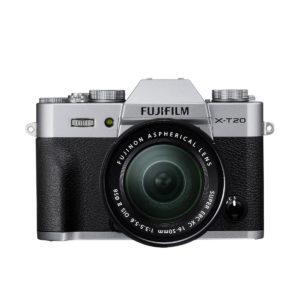 Fujifilm X-T20 + 16-50 F3.5 - F5.6 OIS II hopea