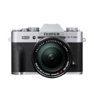 Fujifilm X-T20 + 18-55 F2.8 - F4 OIS hopea