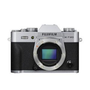 Fujifilm X-T20 hopea