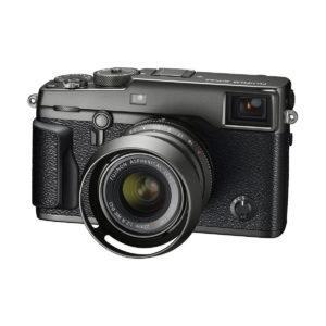 Fujifilm X-Pro2 Graphite + Fujinon 23mm F2 WR