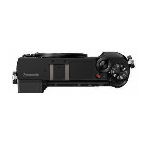 Panasonic GX80 runko – musta