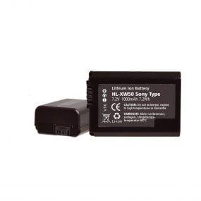 Hähnel Sony HL-XW50 akku (NP-FW50)