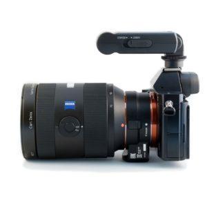 Sony A > E LA-EA3 adapteri