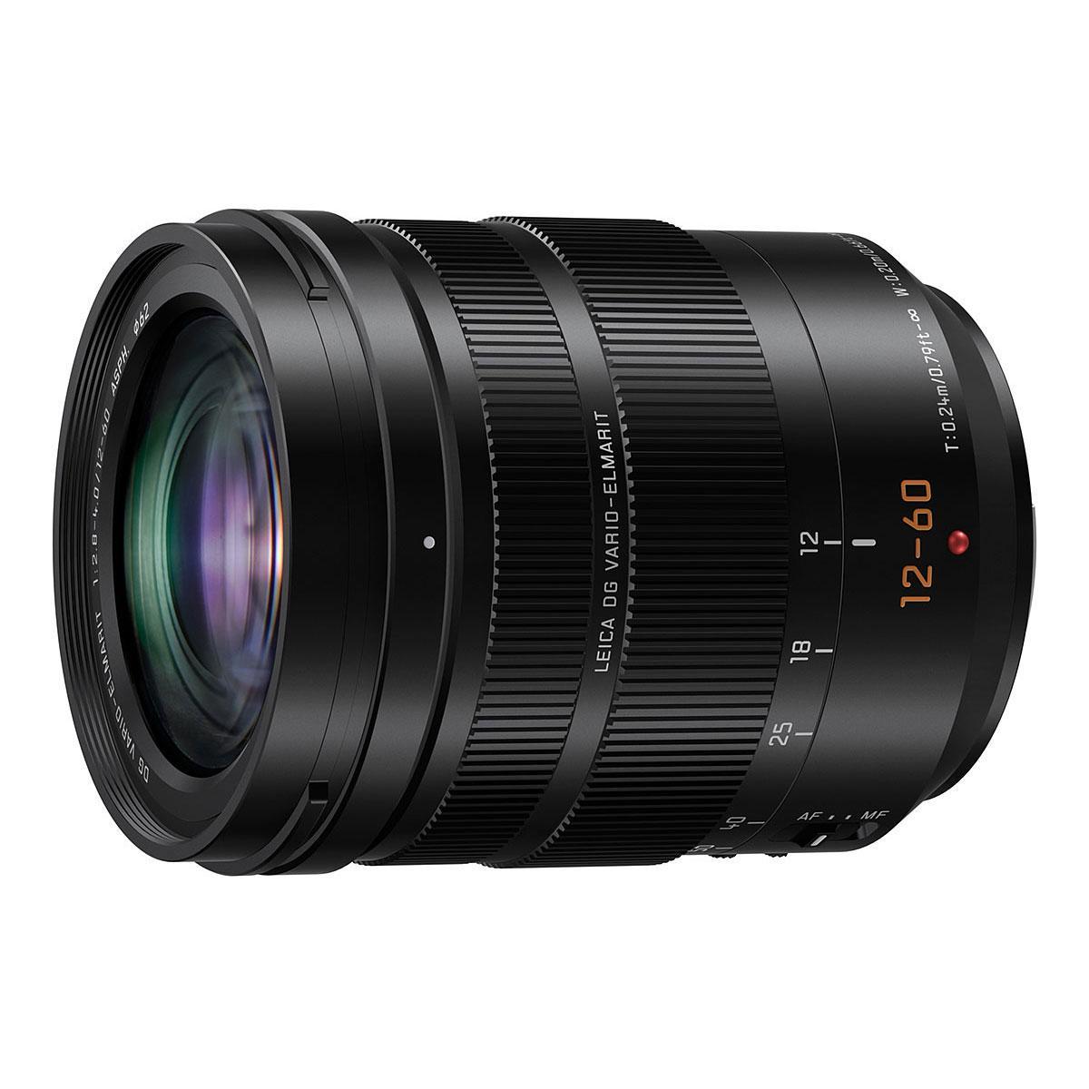 Panasonic Leica DG Vario-Elmarit 12-60mm f/2.8-4.0 ASPH POWER O.I.S.