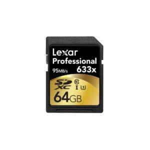 lexar633x64gb