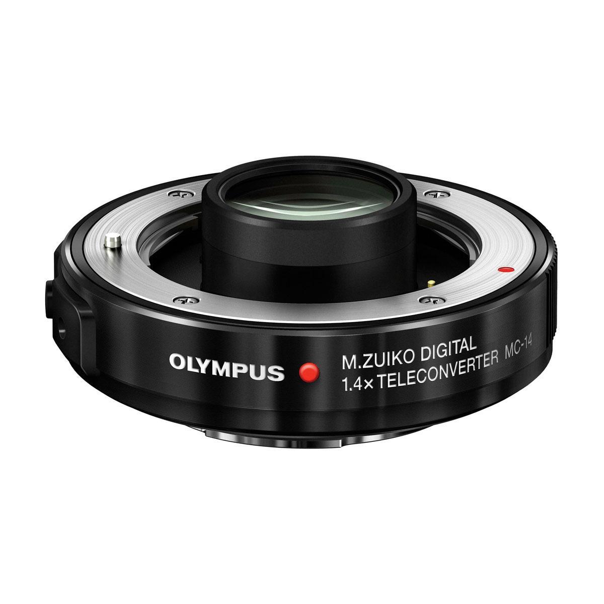 Olympus MC1.4x telejatke (40-150/2.8 kanssa)