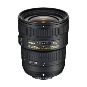Nikon AF-S Nikkor 18-35mm f/3.5–4.5G ED