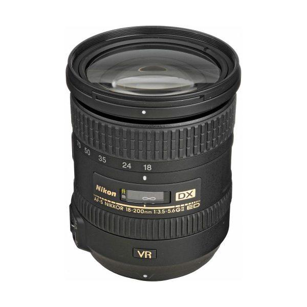Nikon AF-S DX Nikkor 18-200mm f/3.5-5.6G ED VR II