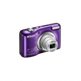 Nikon A10 – Violetti koristeilla