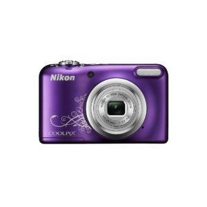Nikon A10 - Violetti koristeilla