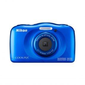 Nikon W100 – Sininen