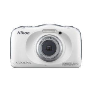 Nikon W100 - valkoinen