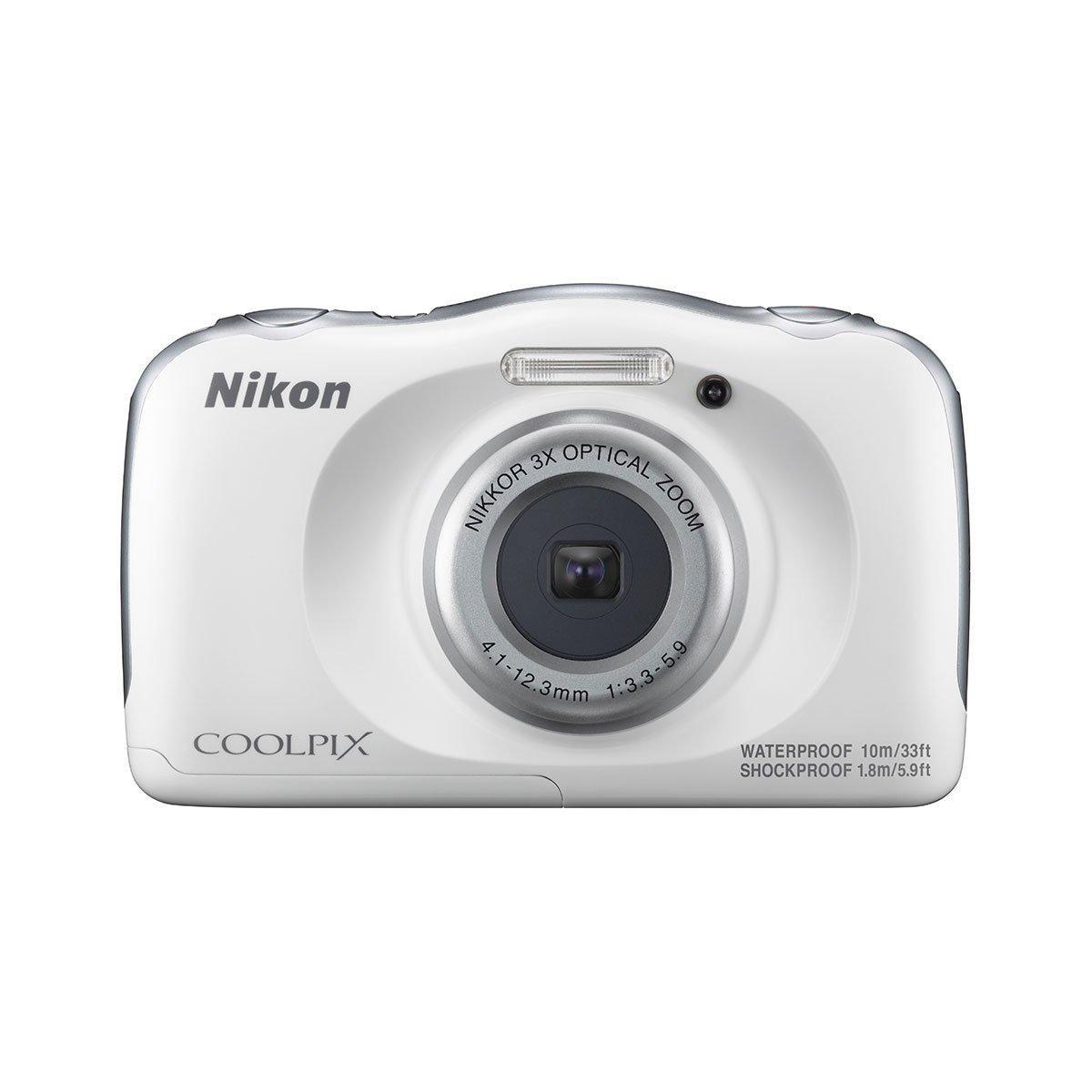 Nikon W100 – valkoinen