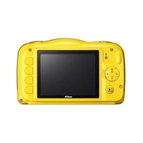 Nikon W100 – Keltainen