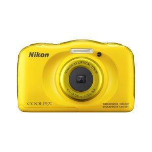 Nikon W100 - Keltainen