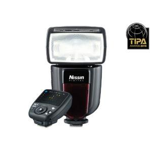 Nissin Di700A + Commander Air 1 - Sony