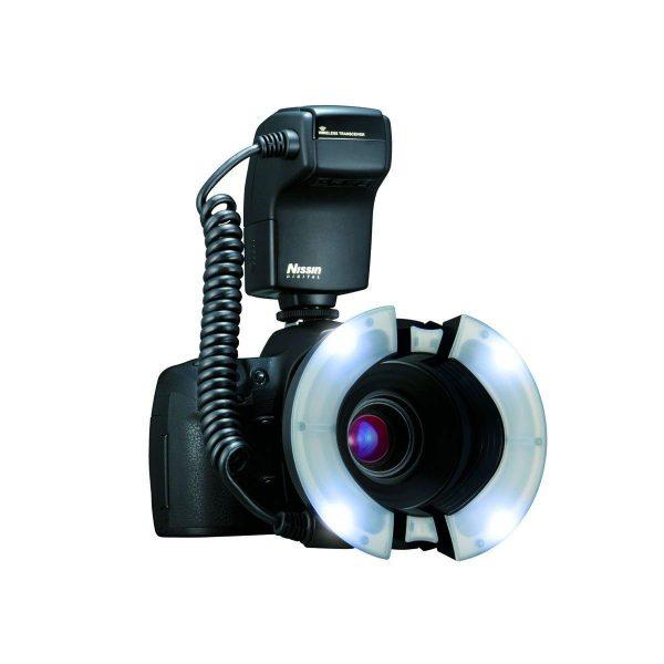 Nissin Macro Flash MF18 - Nikon