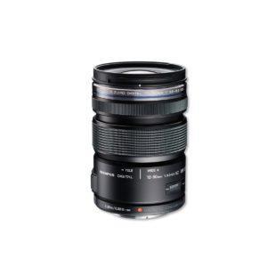 Olympus M.Zuiko Digital ED 12‑50mm F3.5‑6.3 EZ musta