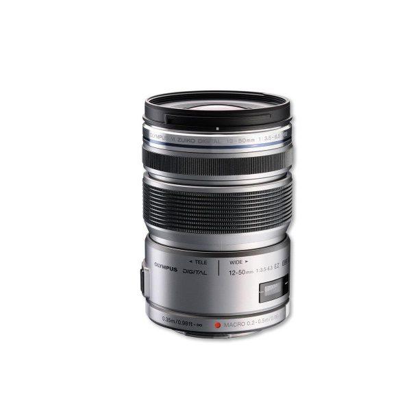 Olympus M.Zuiko Digital ED 12‑50mm f/3.5‑6.3 EZ hopea