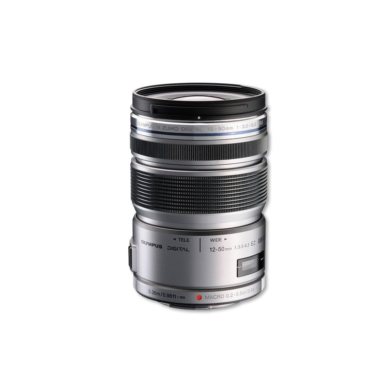 Olympus M.Zuiko Digital ED 12‑50mm F3.5‑6.3 EZ hopea