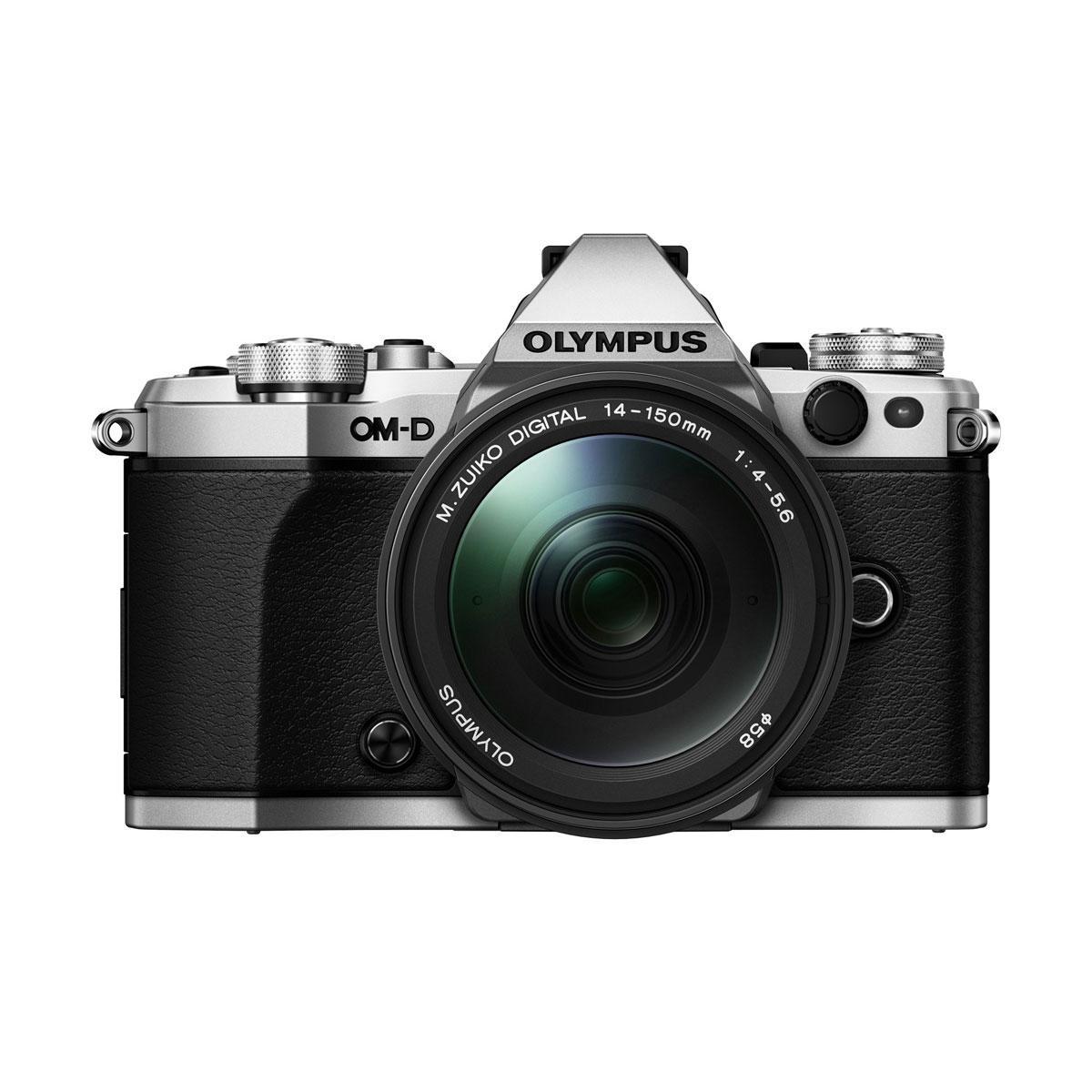 Olympus OM-D E-M5 MK II + M.Zuiko 14-150mm II – Hopea