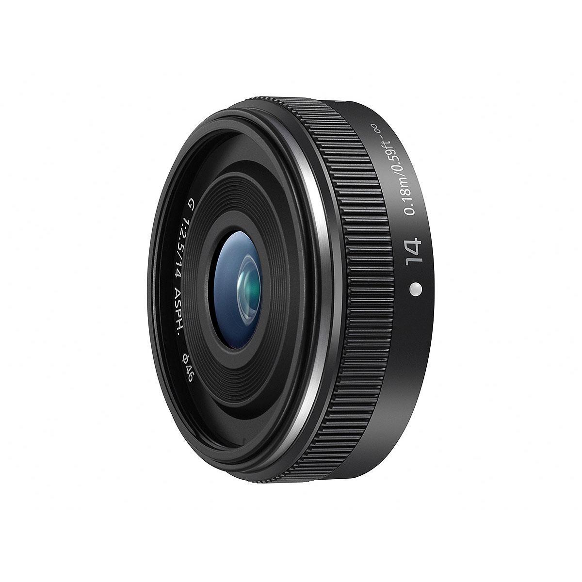 Panasonic LUMIX G 14mm f/2.5 ASPH II