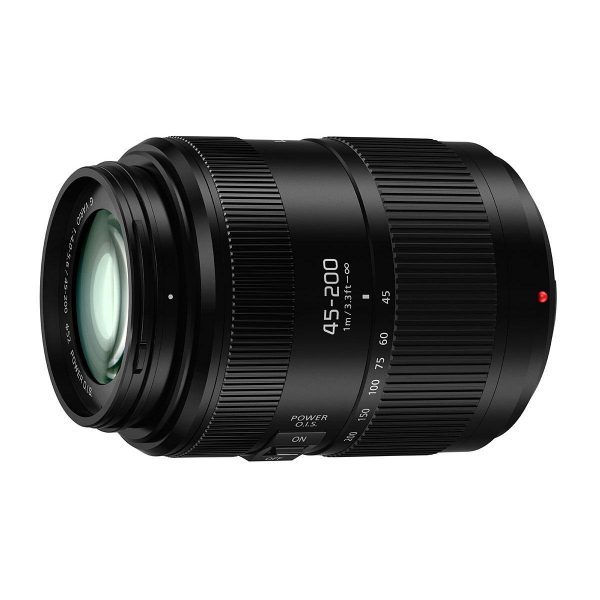 Panasonic G Vario 45-200mm f/4-5.6 II POWER O.I.S.