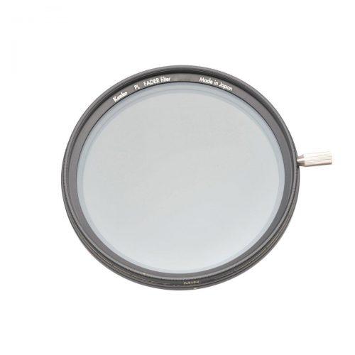 Kenko PL Fader Filter ND3-ND400 58mm