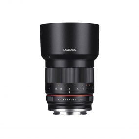 Samyang 50mm f/1.2 AS UMC CS – Fuji X