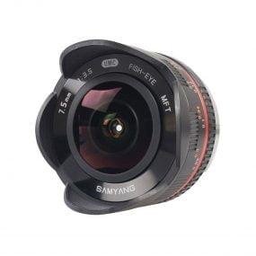 Samyang 7.5mm f/3.5 (MUSTA) – MFT