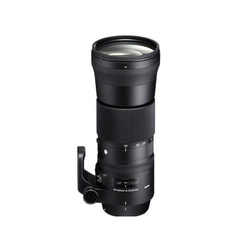 Sigma 150-600mm f/5-6.3 DG OS HSM C – Canon EF / EF-S